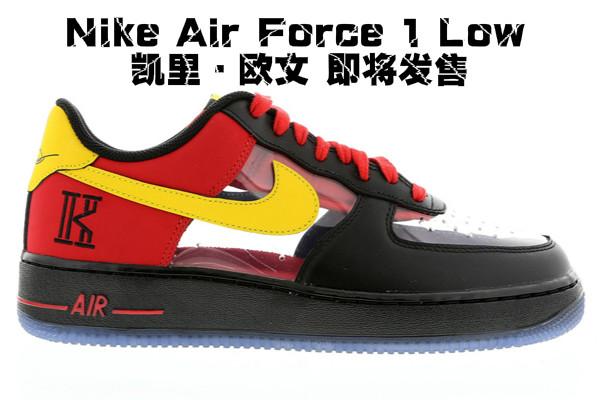 nike air force   low 凯里·欧文 即将发售图片
