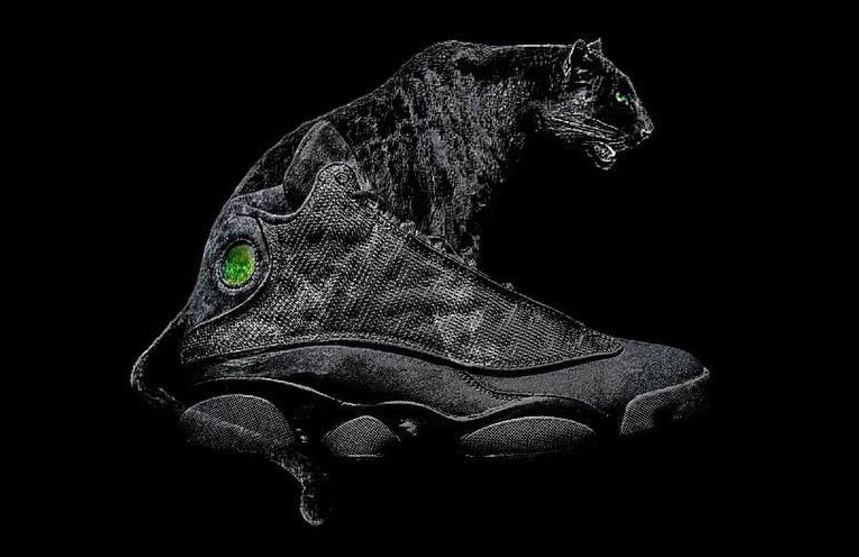 躁动的黑豹 --- Air Jordan 13 Black Cat 前瞻
