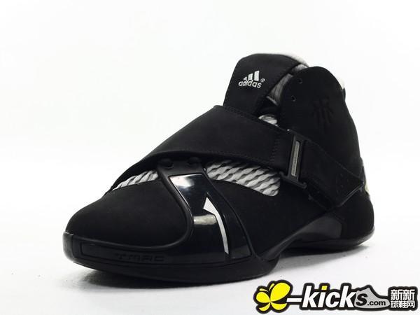 809091 ADIDAS T MAC V 全黑 超稀有 T MAC 麦迪系列 ADIDAS品牌 www.x kicks.com