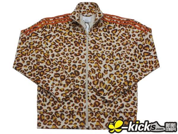 adi jeremy scott js leopard 豹纹外套