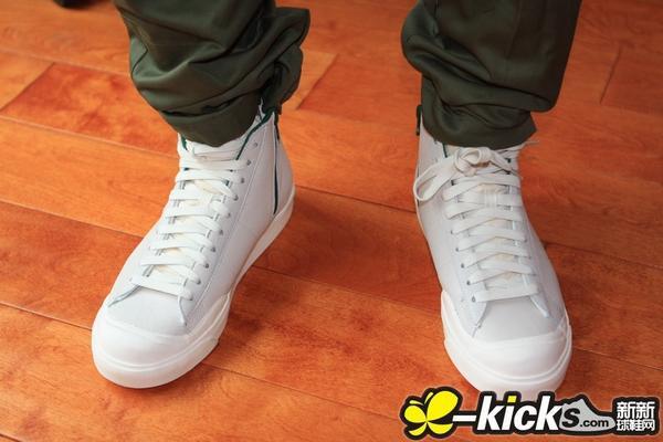 watch 8c3a0 04a53 Sophnet x Nike Blazer Mid AB VNTG UE TZ 清永浩文灰绿 ...
