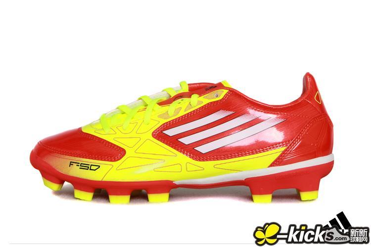 Adidas 梅西足球鞋 F10 Trx Hg