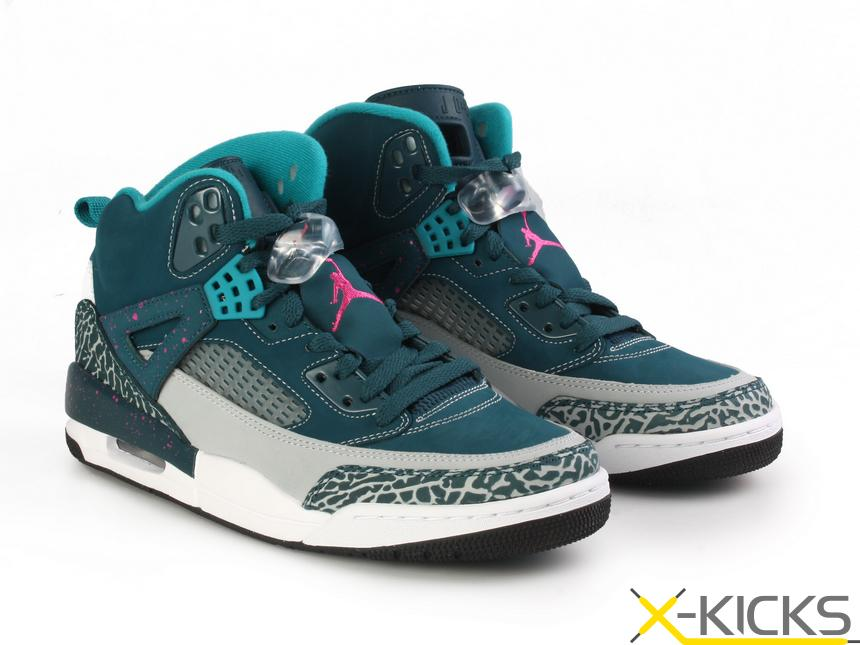Air Jordan Spizike River Walk 斯派克李 宇宙蓝