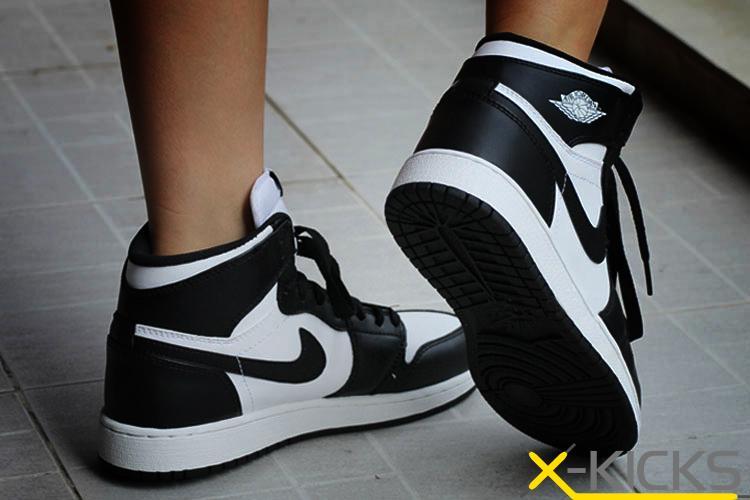 nike air jordan 1 og high aj1黑白9孔男鞋女鞋篮球鞋