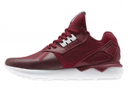 adidas Originals Tubular Runner Y-3 酒红 断码特价