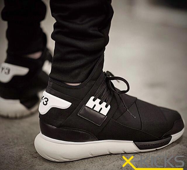 求����y�$9.���dy��y��9�y�_adidas y3 y-3 qasa high yohji yamamoto 山本耀司 黑白武士忍者鞋