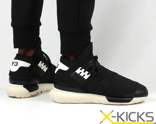 主任�y�$y�:f-9n'y����-_adidas y3 y-3 qasa high yohji yamamoto 山本耀司 黑白武士忍者鞋