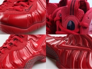 Air Foamposite Pro RedOctober 大红椰子泡