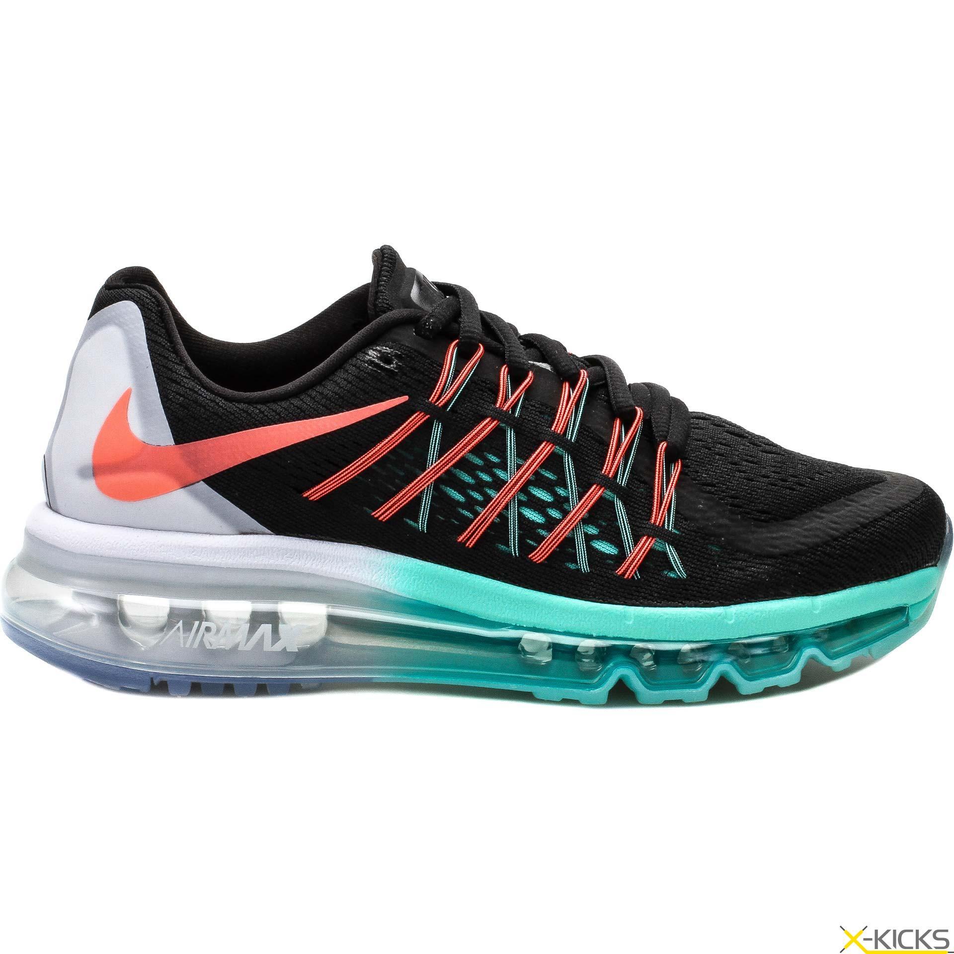 耐克air max全掌气垫跑步鞋