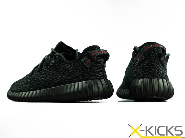 adidas Yeezy 350 Boost Black 黑椰子350 侃爷_ADI其他款式_ADI ...