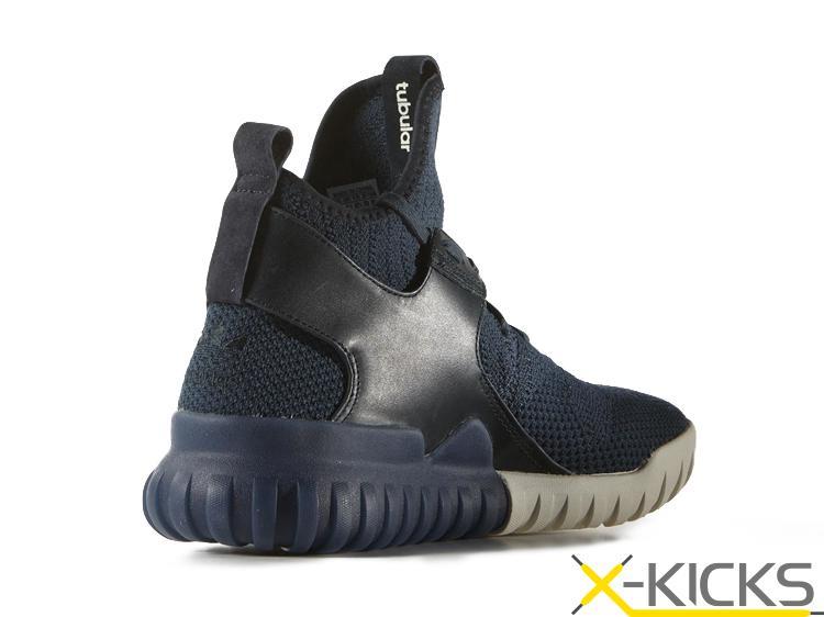 Adidas Tubular X Knit 深蓝 小椰子奥利奥 _Tubular 系列_ADI ...