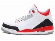 Air Jordan 3 AJ3 Retro Fire Red 元年复刻 特价