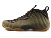 Nike Air Foamposite One Olive 橄榄绿喷