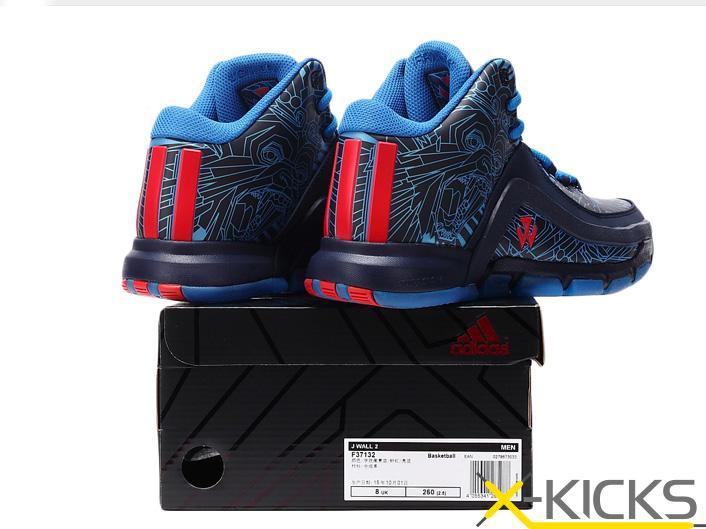 Adidas 2016 J WALL 2代沃尔篮球鞋 猴年 中国最大的 sneaker球鞋文