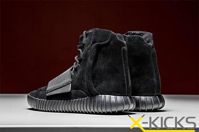 Adidas Yeezy 750 Boost Black 侃爷 椰750