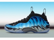 Air Foamposite Blue Mirror 全息渐变喷