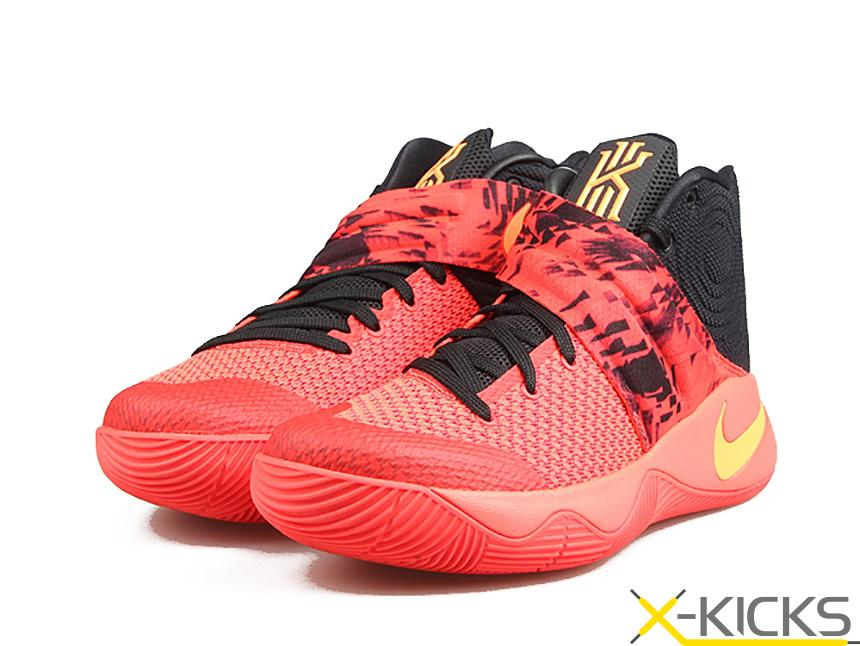 Nike Kyrie 2 Bright Crimson 耐克欧文2代篮球鞋