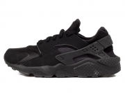 Nike Air Huarache Triple Black Blackout 华莱士 全黑武士 特价