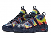 Nike Air More Uptempo QS 皮蓬大Air 彩虹