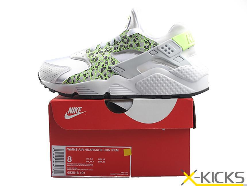 Nike Air Huarache Run Premium 跑步鞋 清仓特价