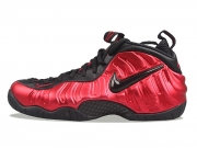 Nike Foamposite Pro UniversityRed 黑红 篮球鞋