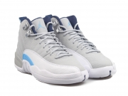 Nike Air Jordan 12 Wolf Grey GS 狼灰女款 特价