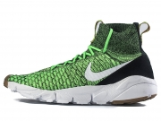 Nike Air Footscape Magista Flyknit 小吕布薄荷绿 双11特价