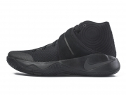 Nike Kyrie 2 Triple Black 欧文2 黑武士 特价