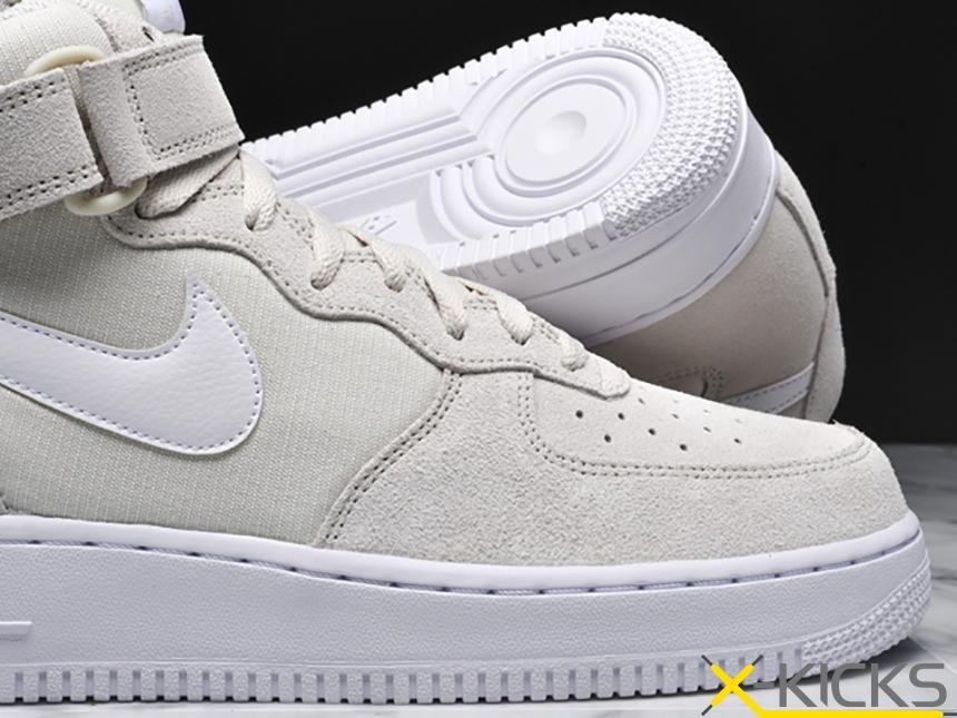 预售 Nike Air Force 1 MID '07 男鞋板鞋_AIR F