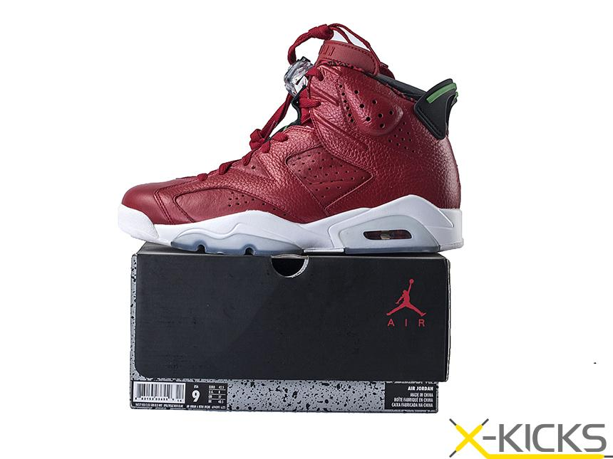 Air Jordan 6 History of Jordan AJ6 乔6MVP  清仓特价