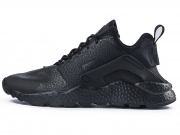 Nike Air Huarache Run Ultra PRM 全黑 特价