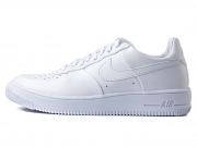 NIKE AIR FORCE 1 ULTRAFORCE LTHR 全白 特价