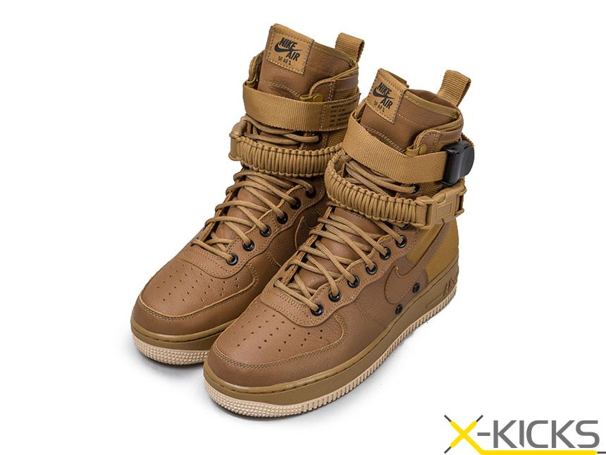Nike Special Field Air Force 1 AF1 卡其