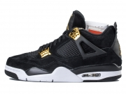 Air Jordan 4 Royalty AJ4 华贵 黑金
