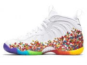 NIKE Foamposite Pro Fruity Pebbles 糖果泡