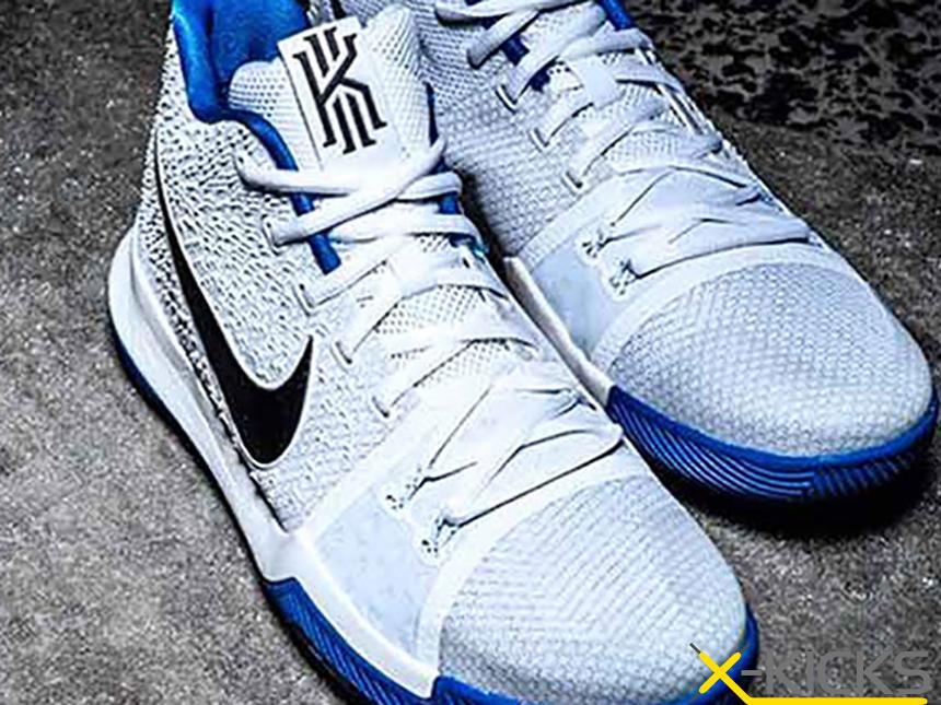 Nike Kyrie 3 EP 欧文3 白兰 篮球鞋_Kyrie 欧文