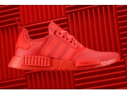 Adidas NMD R1 BOOST COLOURBOOST 红武士 特价