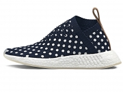 Adidas NMD City Sock 2 Ronin nmd 袜子波点条纹
