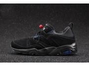 Puma x Stampd Blaze of Glory 彪马 黑蓝
