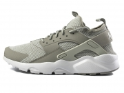 现货已到 Nike Air Huarache Run Ultra BR 浅灰色 特价