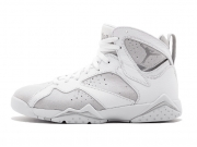 Air Jordan 7 Pure Money AJ7 纯白 全白