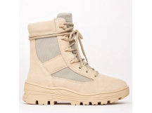 Yeezy Season 4 Combat Boot侃爷高筒靴子