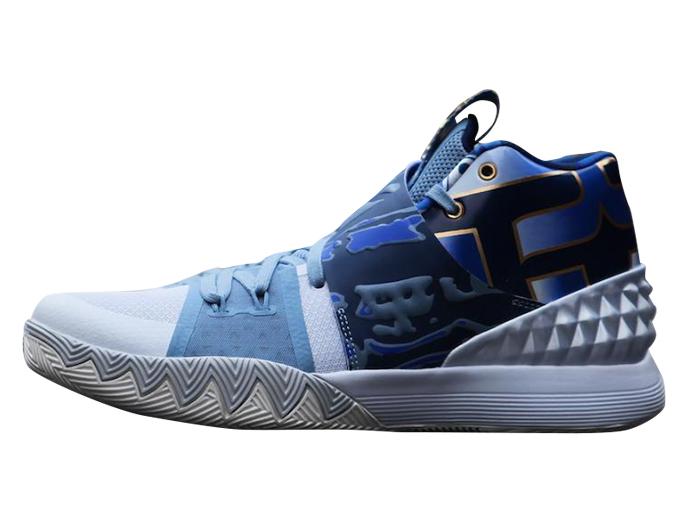 NikeKyrieS1Hybrid欧文3合体巅峰篮球鞋围棋葛玉红图片