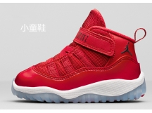 Air Jordan11 win like AJ11 大红童鞋