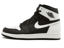 预售 Air Jordan 1 Retro High OG AJ1乔1 高帮黑灰3M反光