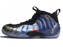 Nike Air Foamposite One CNY 炫彩新年烟花喷 特