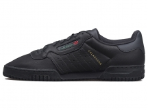 Adidas Yeezy PowerPhase Core Black 纯黑侃爷复古小板鞋 特价