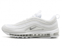 "nike Air Max 97 ""White Snakeskin""全白白子弹"
