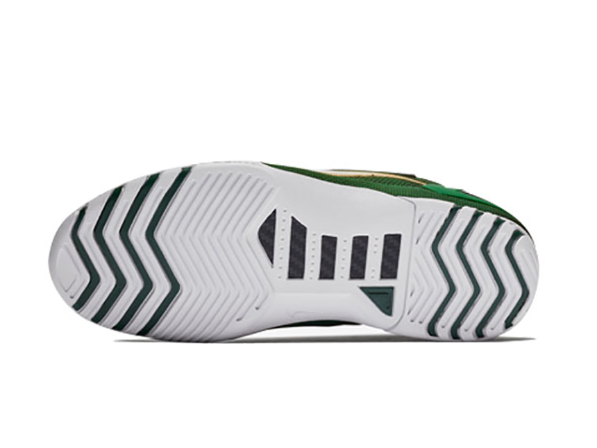 Nike Air Zoom Generation SVSM 詹姆斯1白绿高中配色
