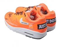 Nike AIR MAX 1 LX  JUST DO IT 贴布 补丁